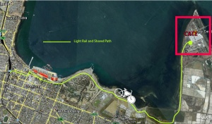 Servicing Geelong City, waterfront, the new Stingaree Bay sustainable lakes housing development and CATE.